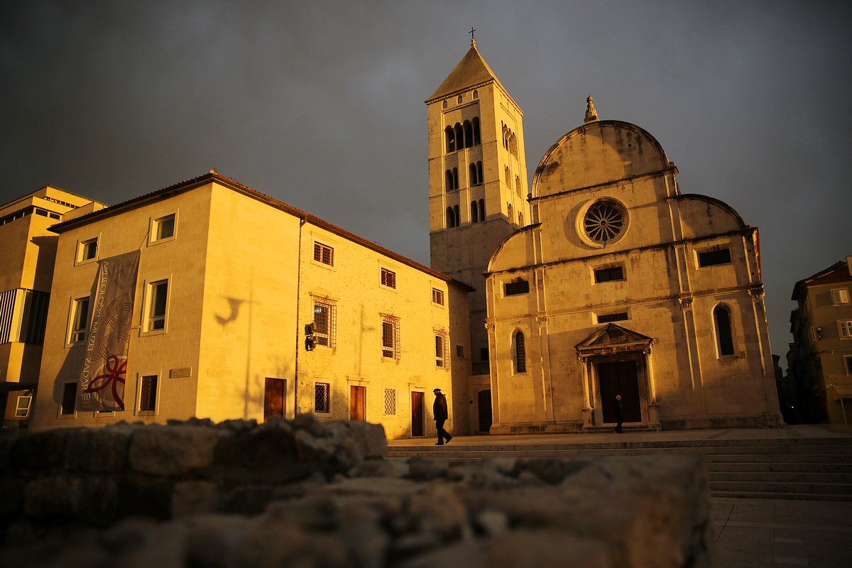 Church and convent of St.Mary | Permanent Exhibition | Zadar City Tour | Walking Tours