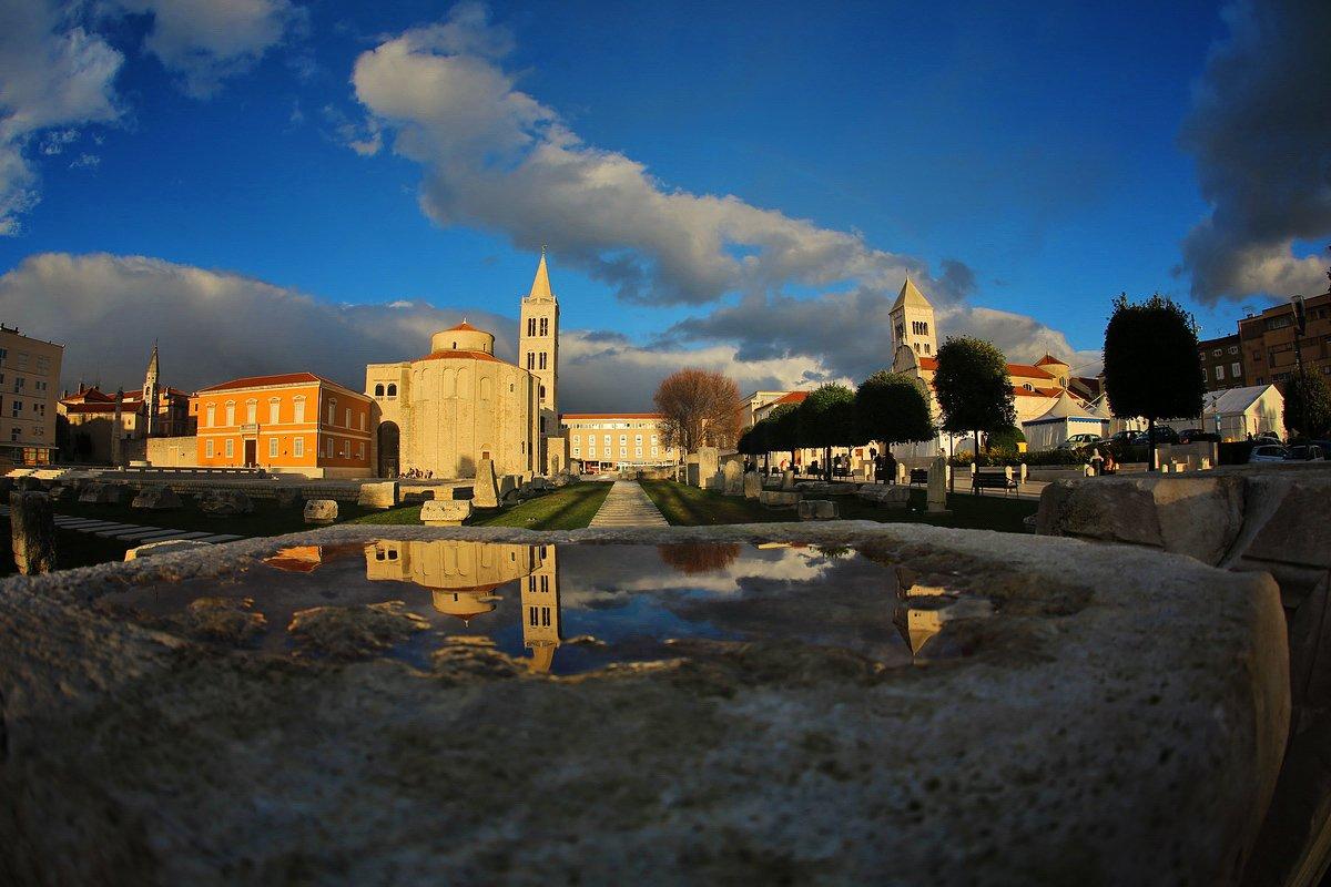 Forum | Permanent Exhibition | Zadar City Tour | Walking Tours