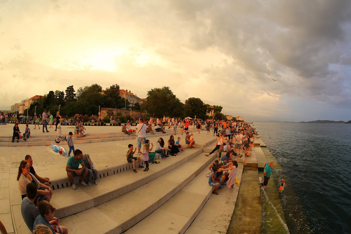 Sea Organ | Most beautiful sunset in the world | Zadar Walking Tour | Zadar City Tour | Expert Guides | Visit Croatia | Best Walking Tour in Zadar | Zadar Walking Tour